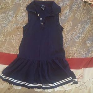 Ralph Lauren  sleeveless polo dress